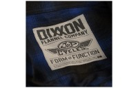 Dixxon J&P Cycles Men's The Shiner Flannel - JPBLUE-MENS-LG