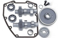 S&S Cycle Complete Gear Drive 510G Camshaft Kit - 33-5177