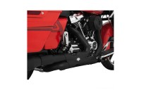 Vance & Hines Power Duals Exhaust Black - 46871