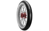 Avon AV91 Cobra Chrome MH90-21 Wide Whitewall Front Tire - 2120195