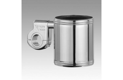 Kruzer Kaddy Chrome Beverage Holder - 200CH