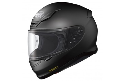 Shoei RF-1200 Matte Black Full Face Helmet - 0109-0135-06