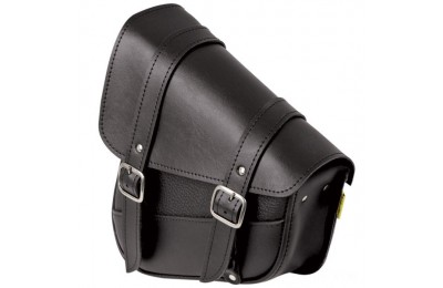 Willie & Max Black Swingarm Bag - 59776-00
