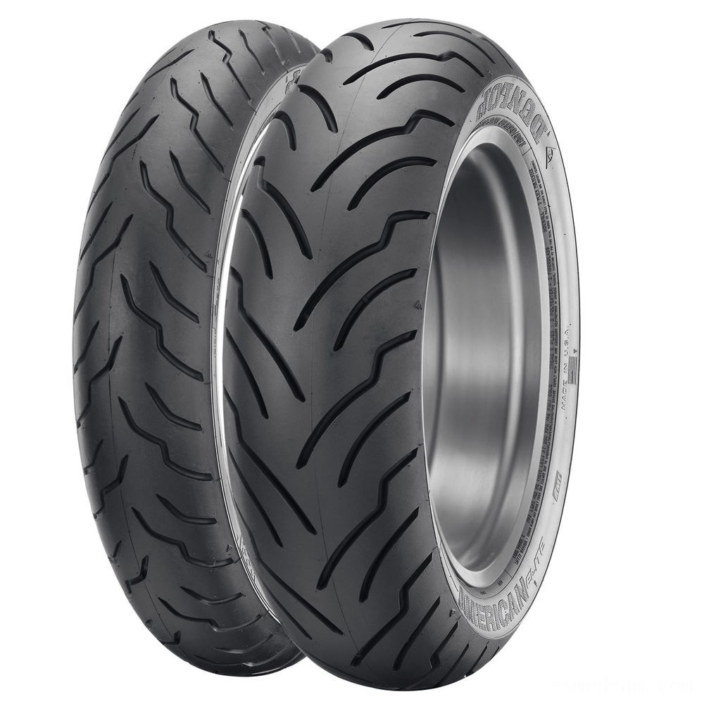 Dunlop American Elite 130/70B18 63H Front Tire - 45131871